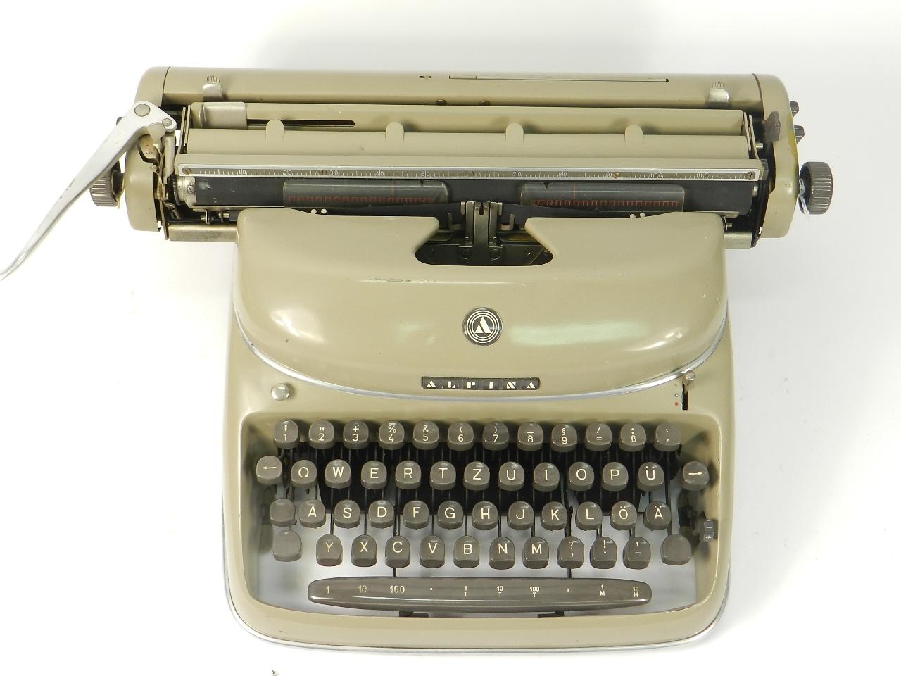 Imagen ALPINA CARRO LARGO AÑO 1955 38225