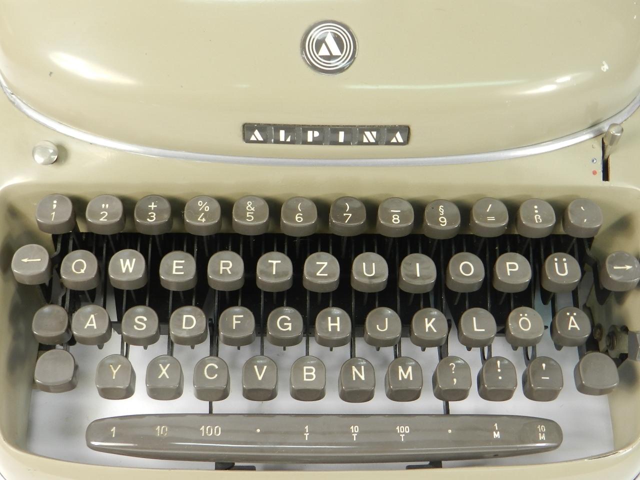 Imagen ALPINA CARRO LARGO AÑO 1955 38226