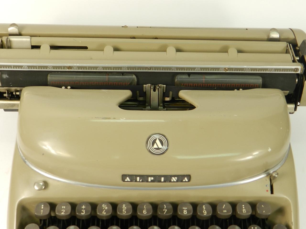 Imagen ALPINA CARRO LARGO AÑO 1955 38227