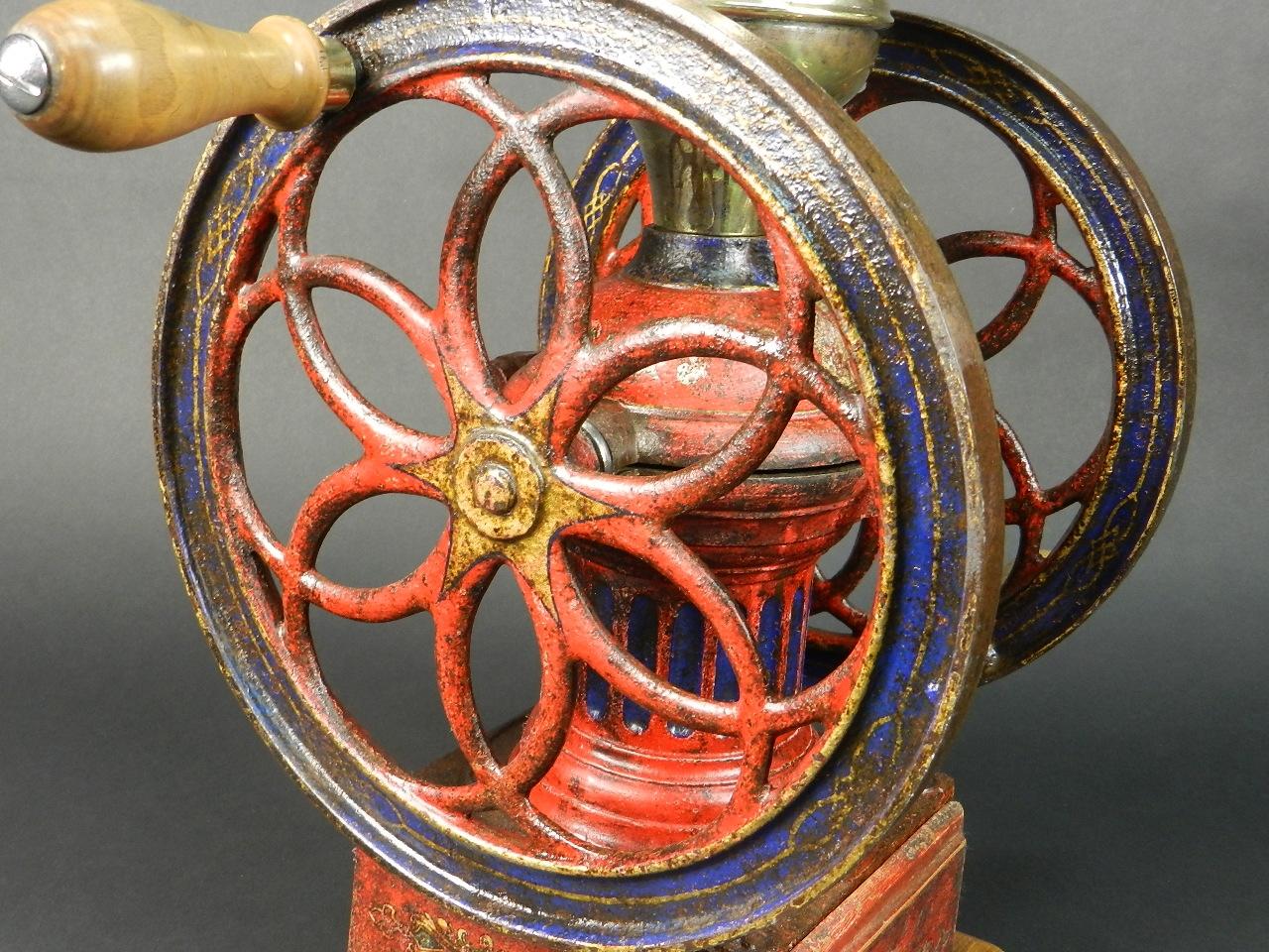 Imagen MOLINILLO CAFE J.M.B Nº1 AÑO 1890 38289