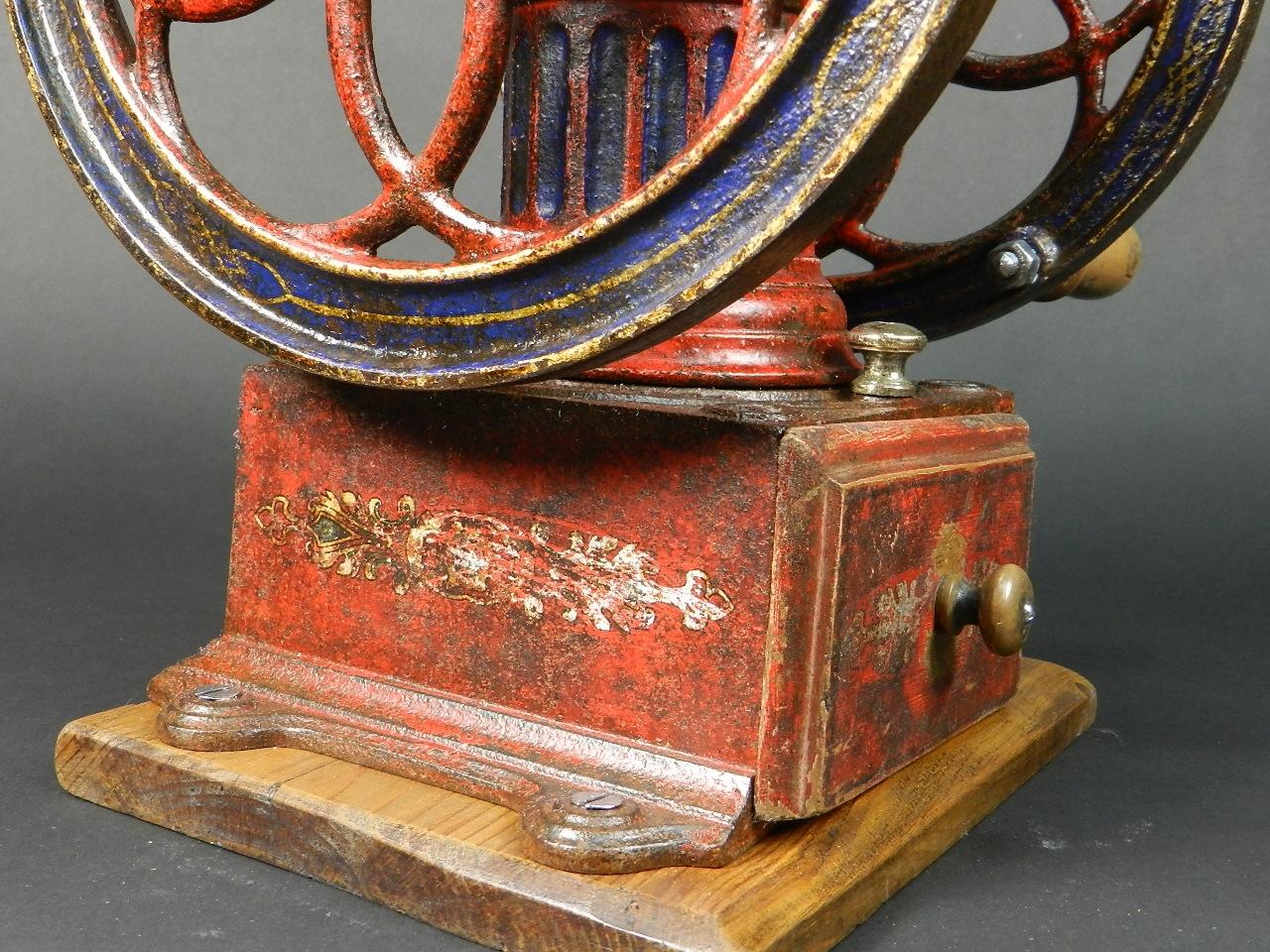 Imagen MOLINILLO CAFE J.M.B Nº1 AÑO 1890 38290