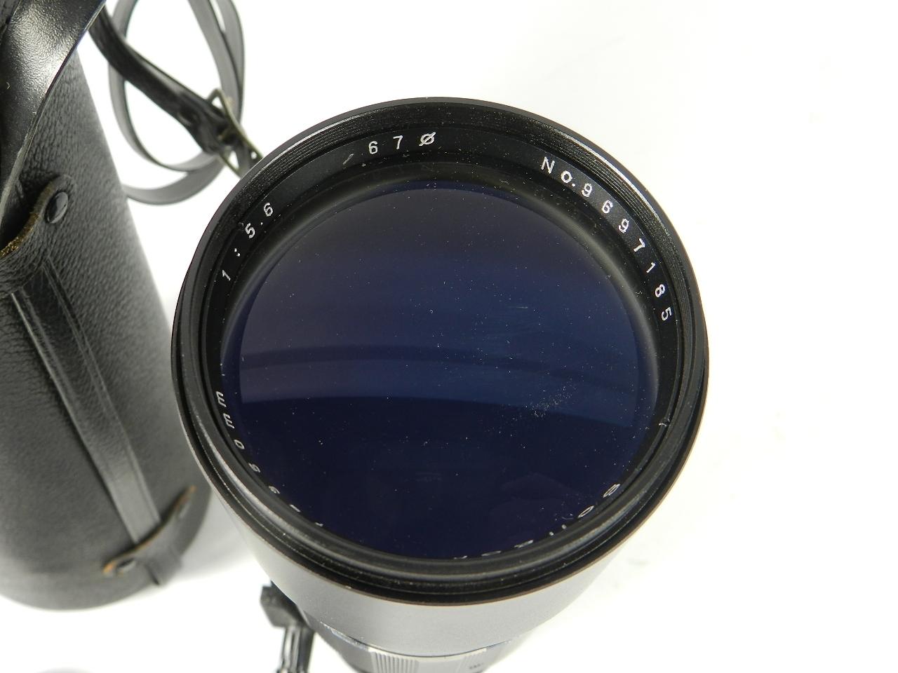 Imagen OBJETIVO SOLIGOR F:350mm 5.6 38373