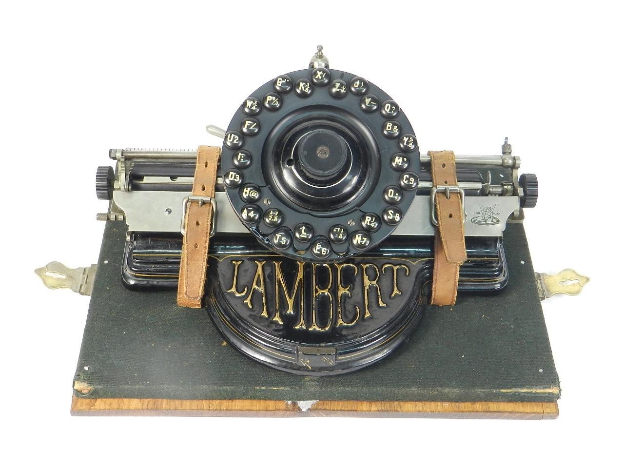 Imagen LAMBERT  AÑO 1902 38521