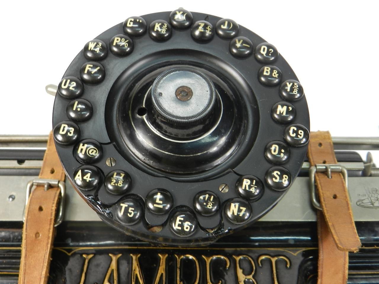 Imagen LAMBERT  AÑO 1902 38523