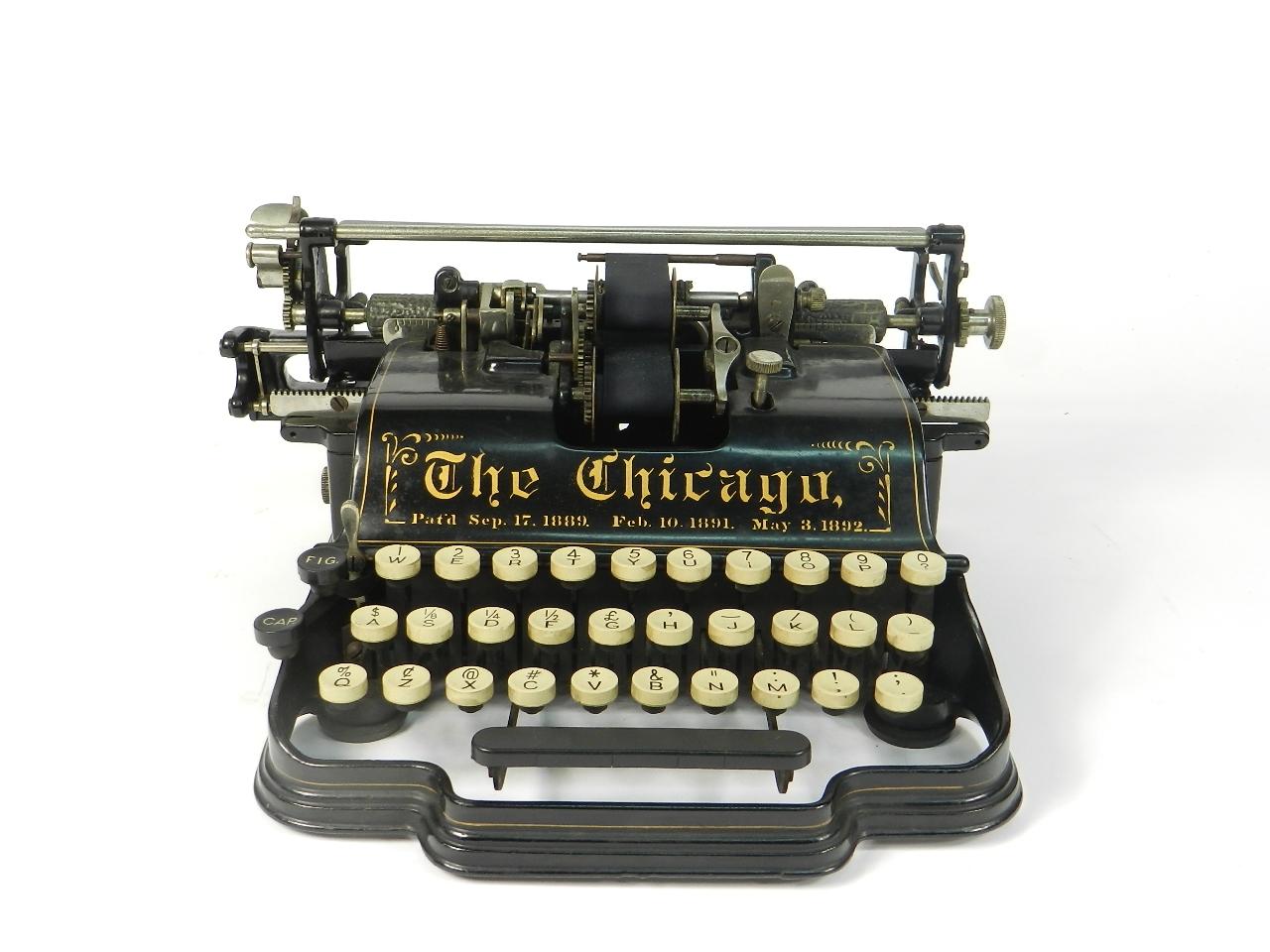 Imagen CHICAGO AÑO 1898 38543