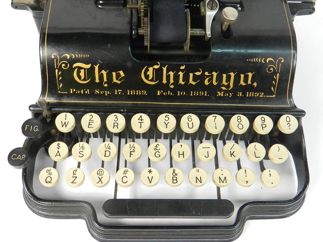 Imagen CHICAGO AÑO 1898 38545
