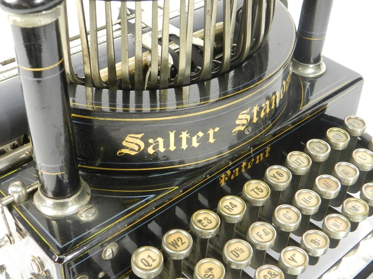 Imagen SALTER Nº6  AÑO 1900 38614