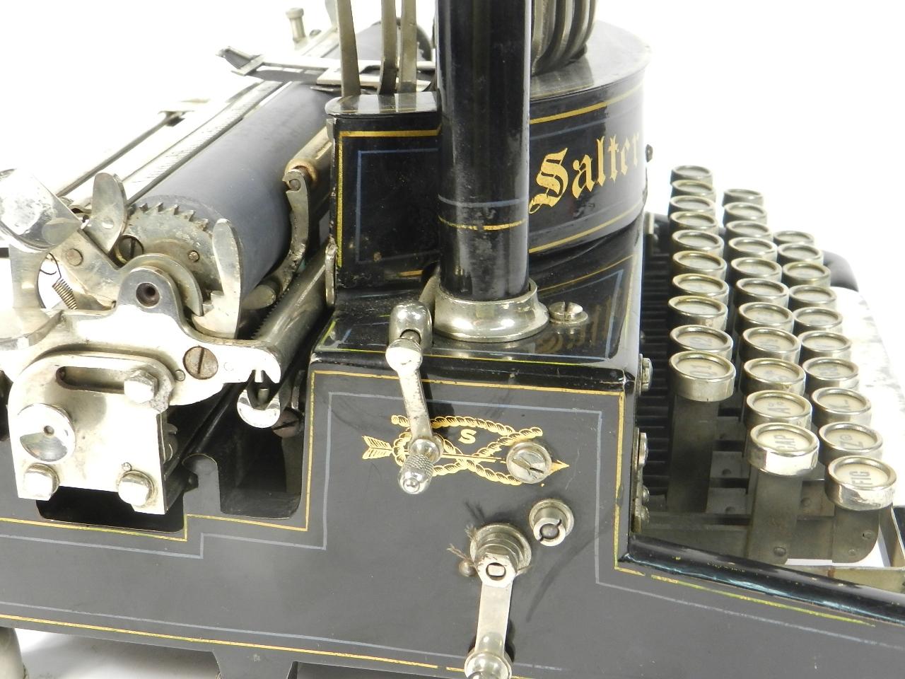 Imagen SALTER Nº6  AÑO 1900 38617