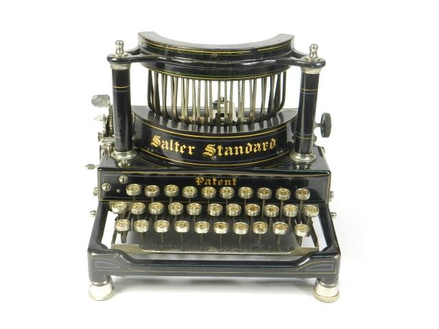 SALTER Nº6  AÑO 1900