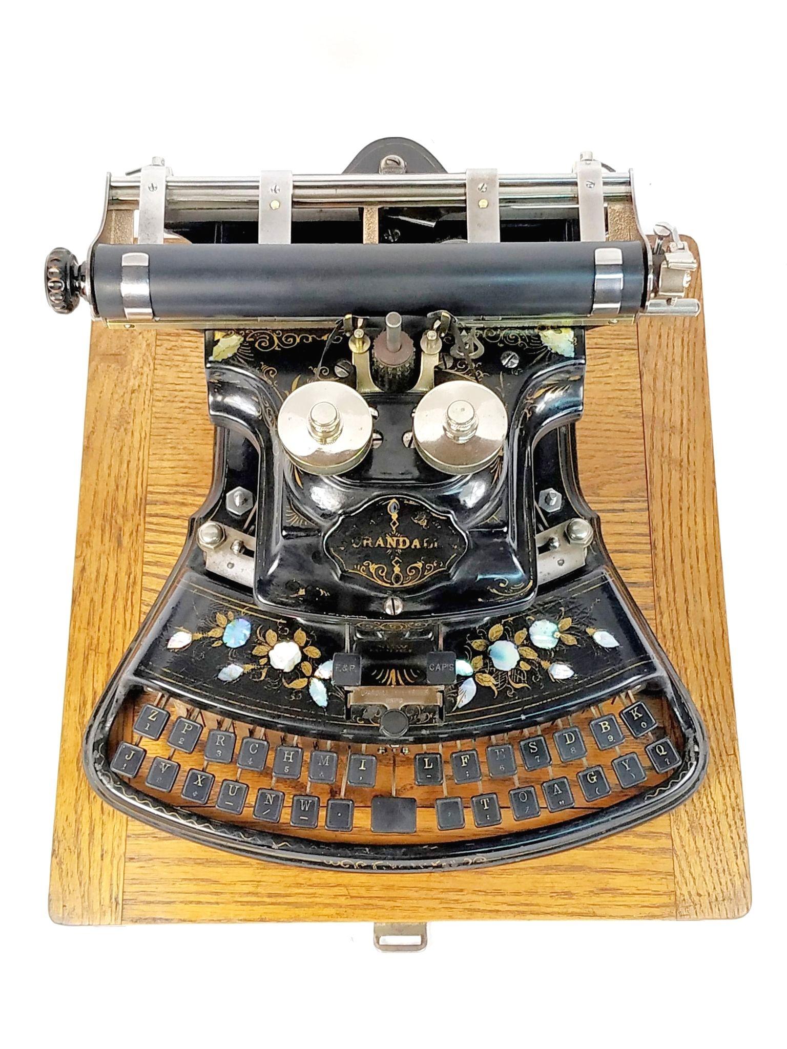 Imagen CRANDALL NEW MODEL AÑO 1885 38645