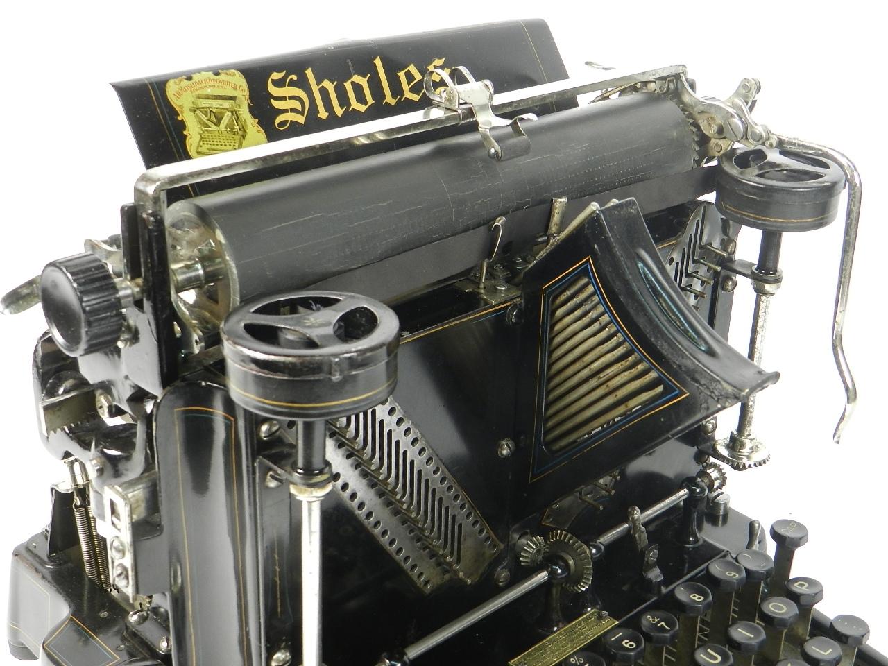 Imagen SHOLES VISIBLE  AÑO 1901 38691