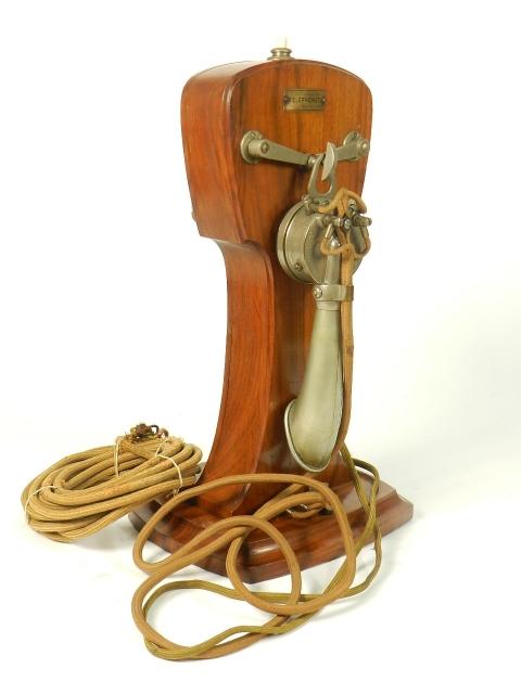 TELÉFONO S.I.T -EL VIOLIN- AÑO 1903
