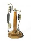 TELÉFONO DE COLUMNA GRAMMONT AÑO 1920