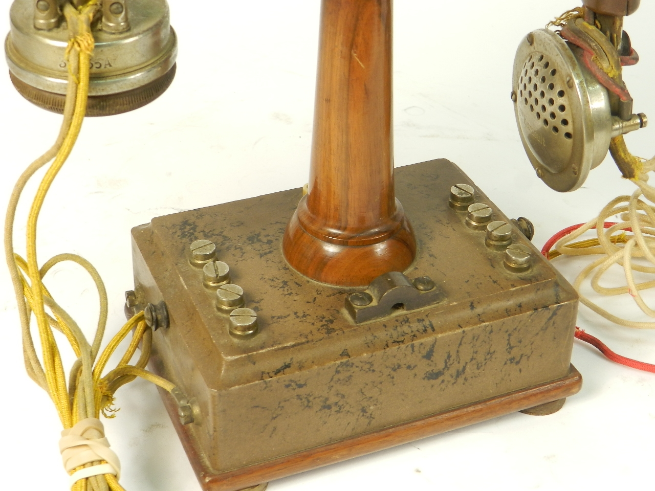 Imagen TELEFONO GRAMMONT TYPE Nº10 1915 38749