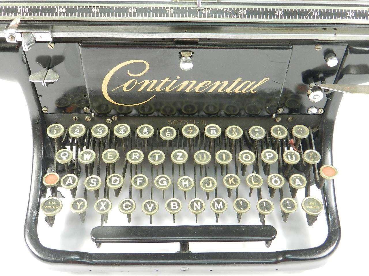 Imagen CONTINENTAL AÑO 1925 39102