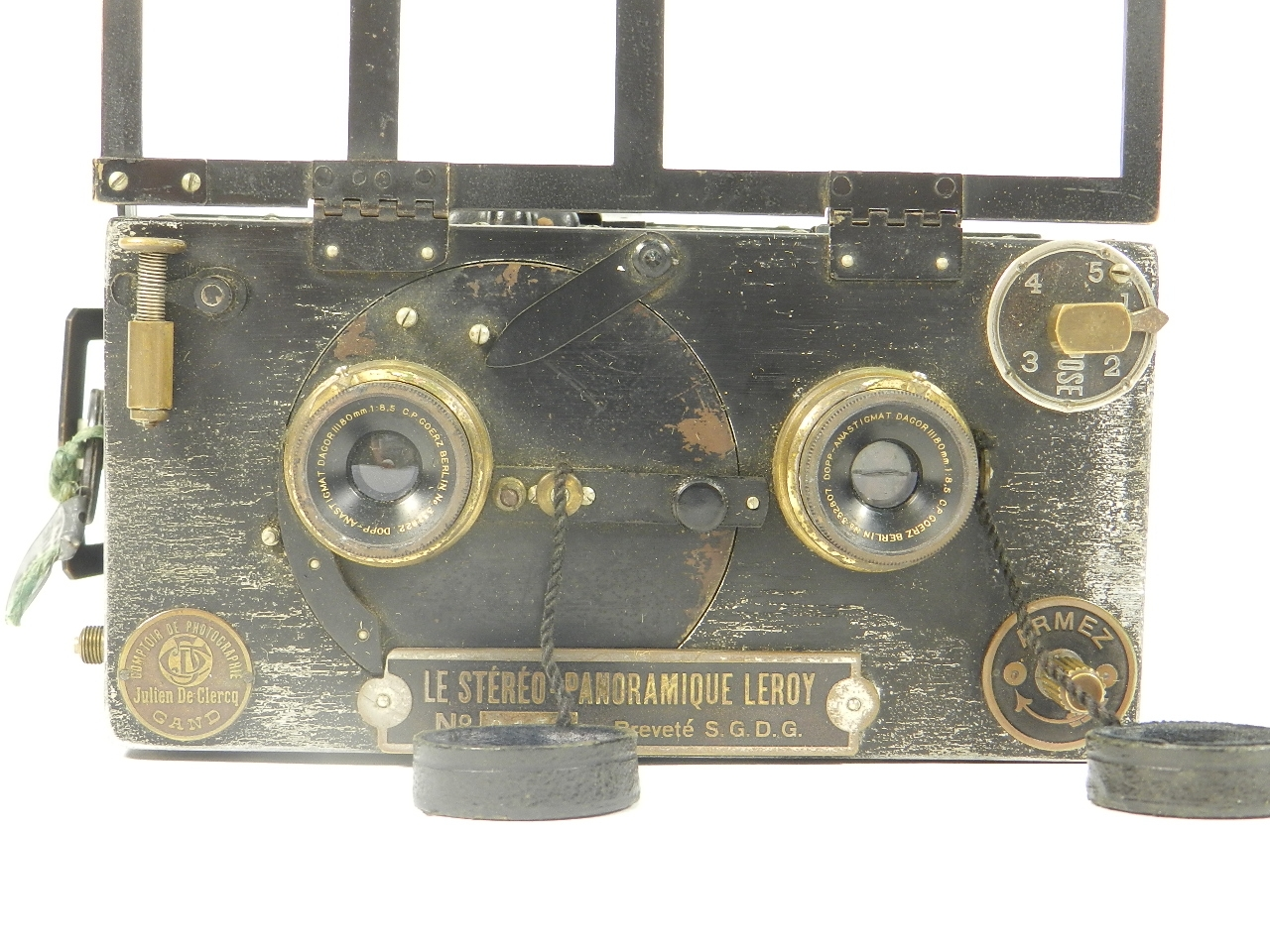 Imagen LE STEREO PANORAMIQUE LEROY AÑO 1905 39702