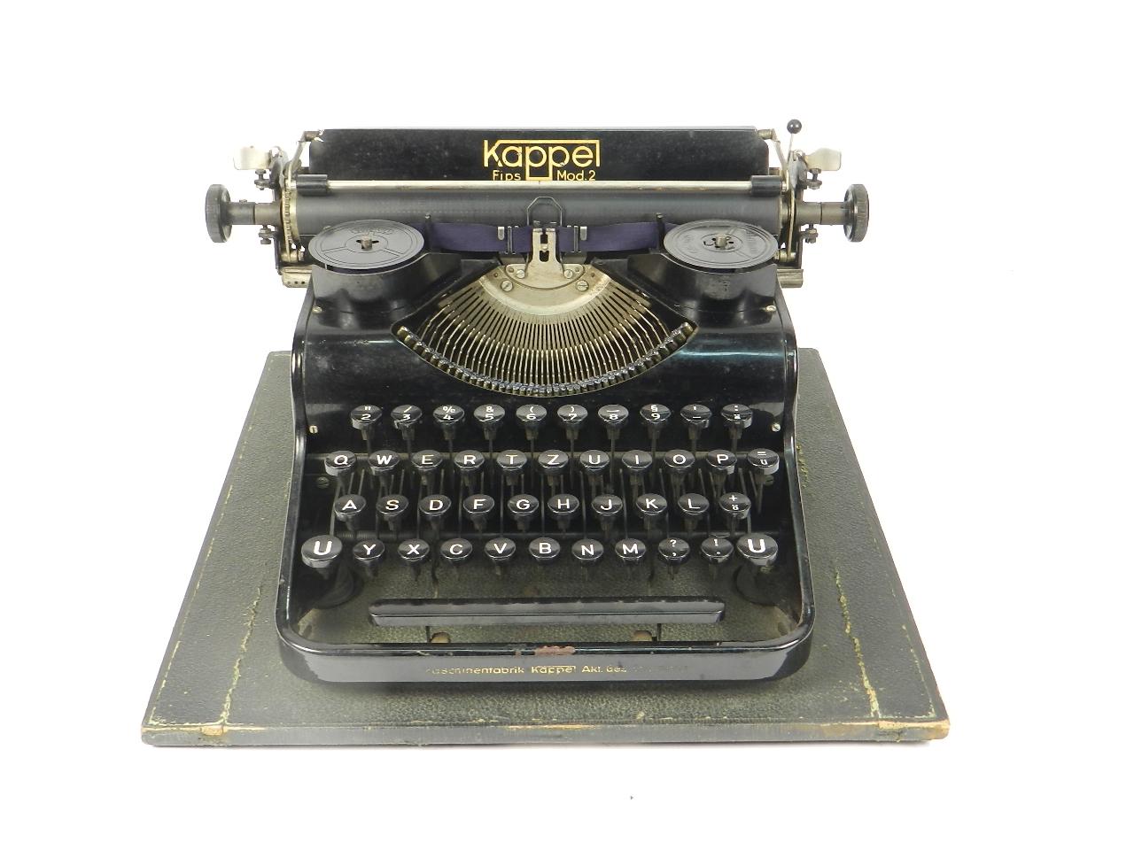 Imagen KAPPEL FIPS MOD.2  AÑO 1930 40022