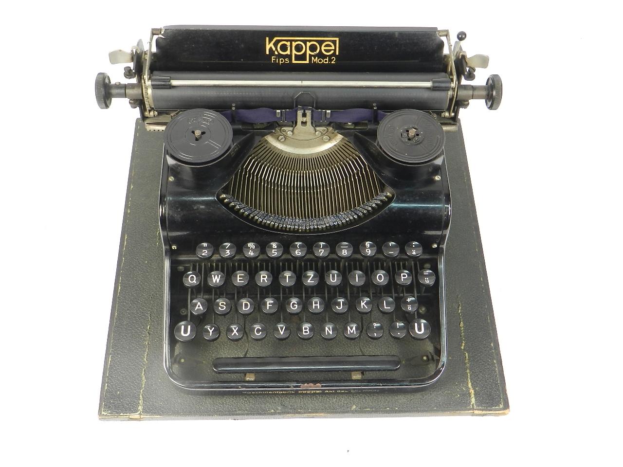 Imagen KAPPEL FIPS MOD.2  AÑO 1930 40023