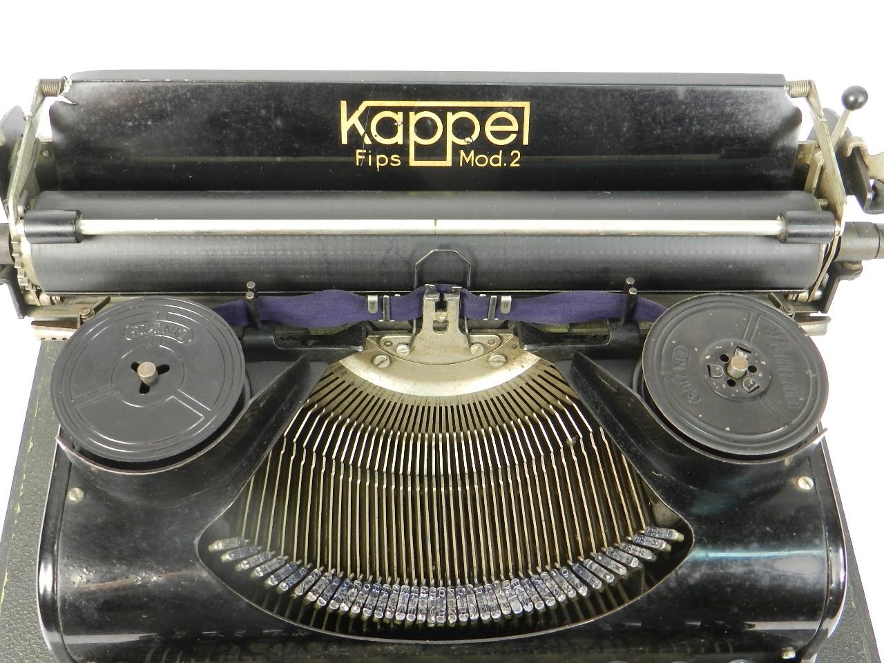 Imagen KAPPEL FIPS MOD.2  AÑO 1930 40024