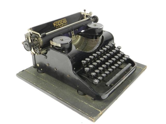 KAPPEL FIPS MOD.2  AÑO 1930