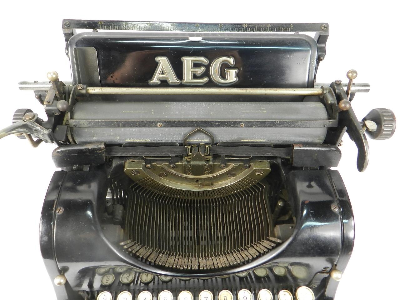 Imagen AEG  AÑO 1920 40150