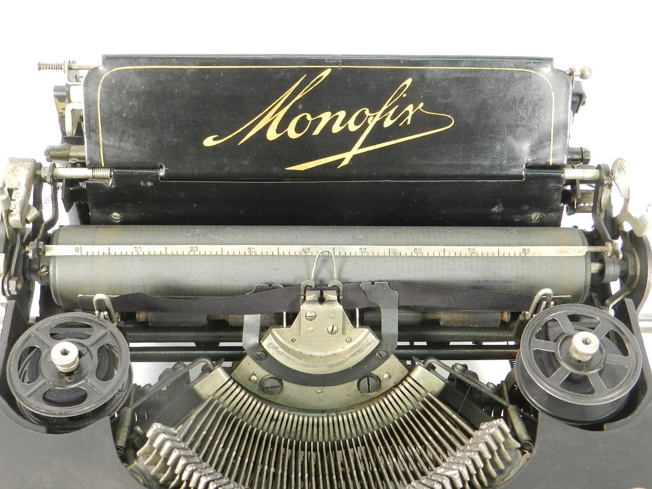 Imagen MONOFIX  AÑO 1921 40192