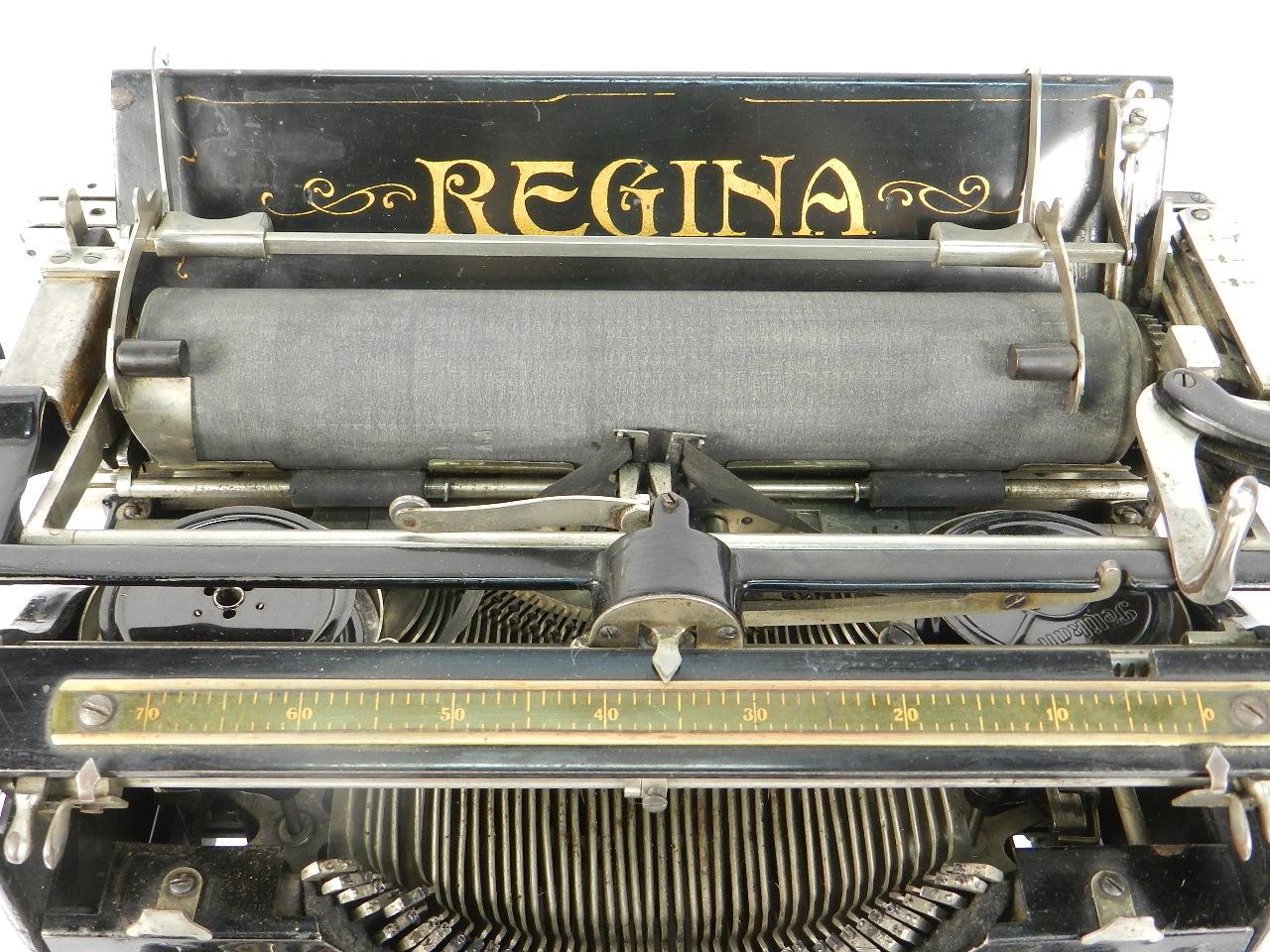 Imagen RARA REGINA Nº3 AÑO 1917 40260