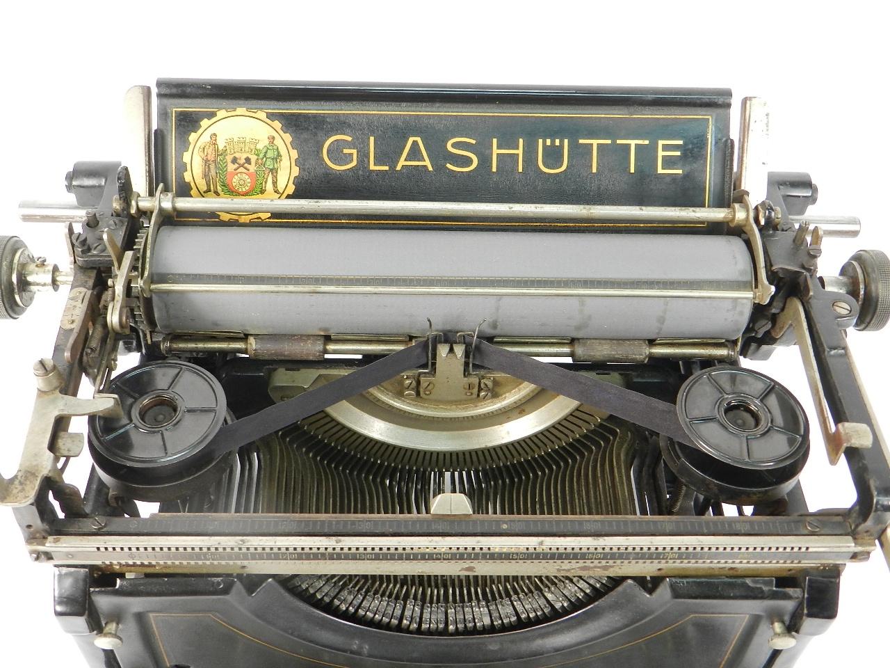 Imagen RARA GLASHÜTTE Nº1 AÑO 1922 40267