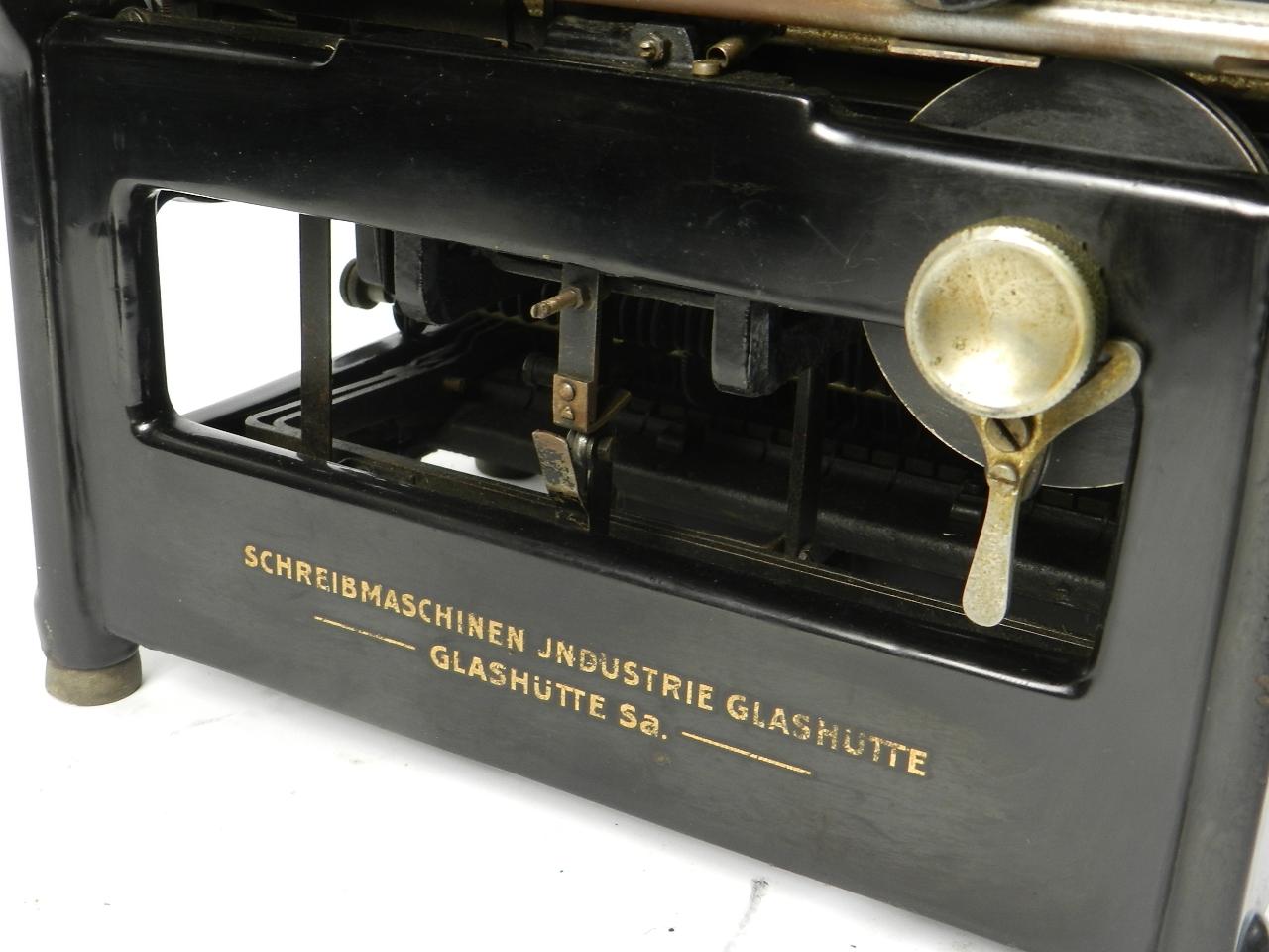 Imagen RARA GLASHÜTTE Nº1 AÑO 1922 40273