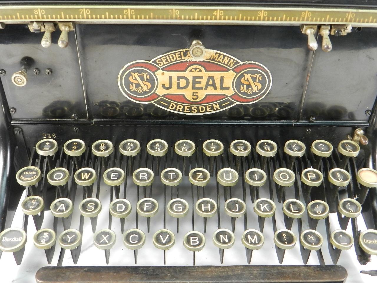 Imagen JDEAL 5 AÑO 1920 40285