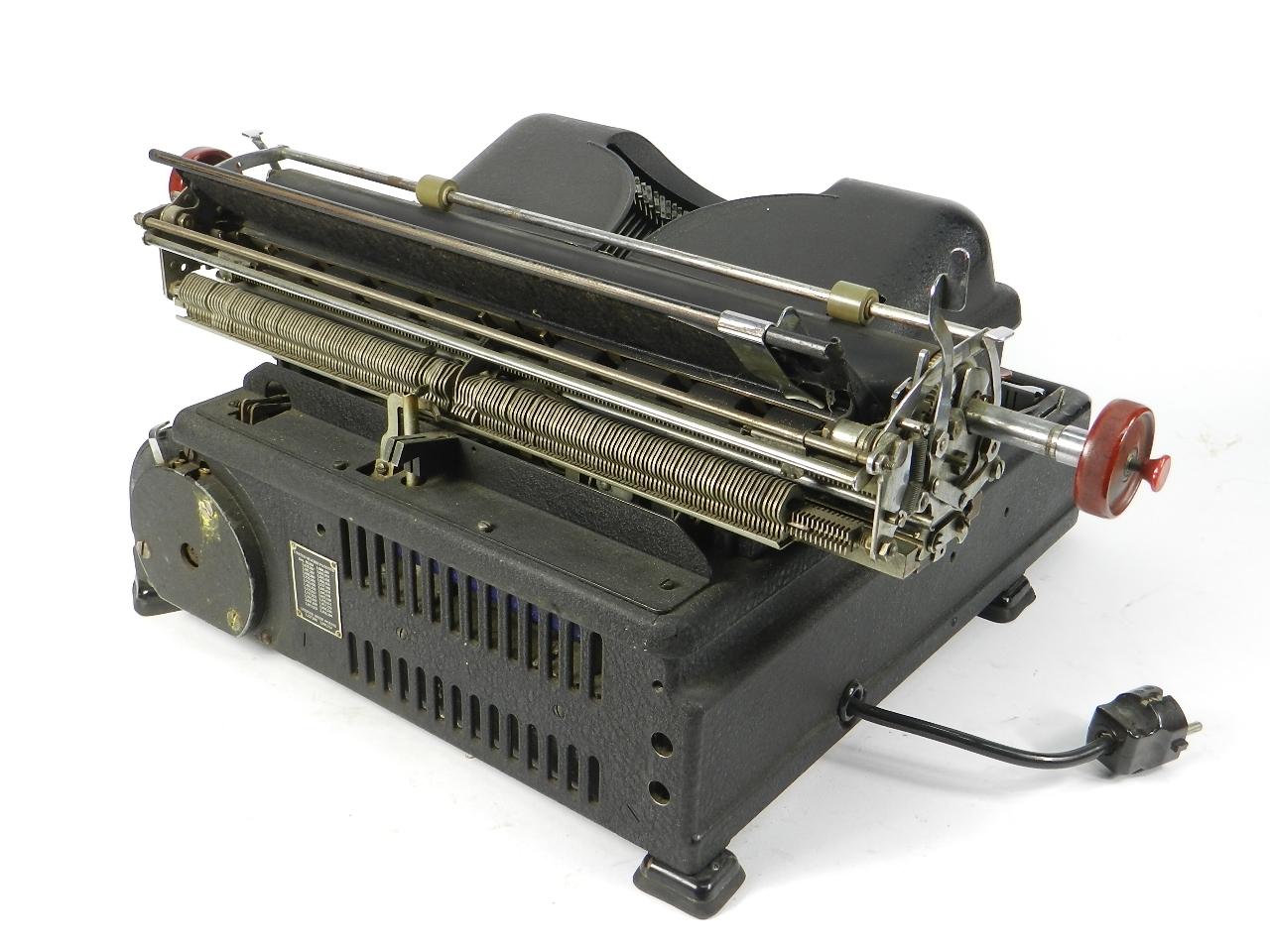 Imagen IBM ELECTROMATIC AÑO 1935 40300