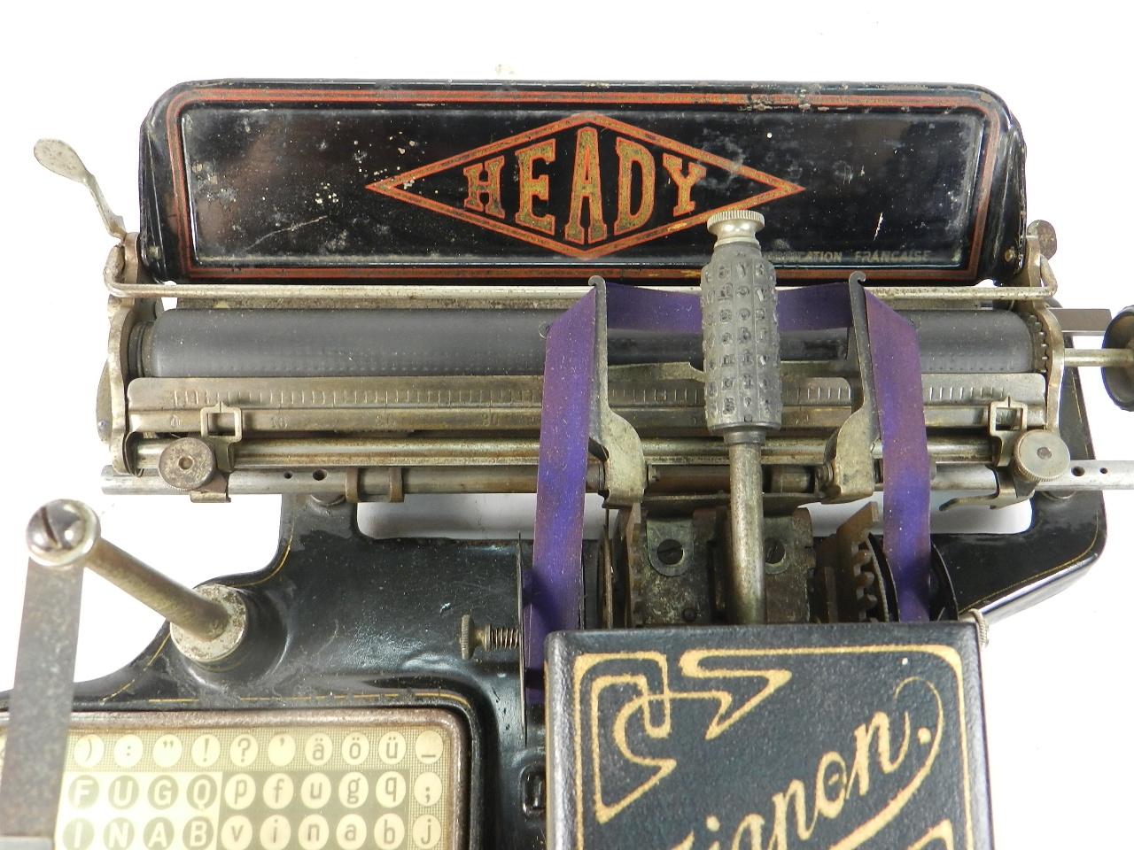 Imagen HEADY MIGNON AÑO 1905 40341