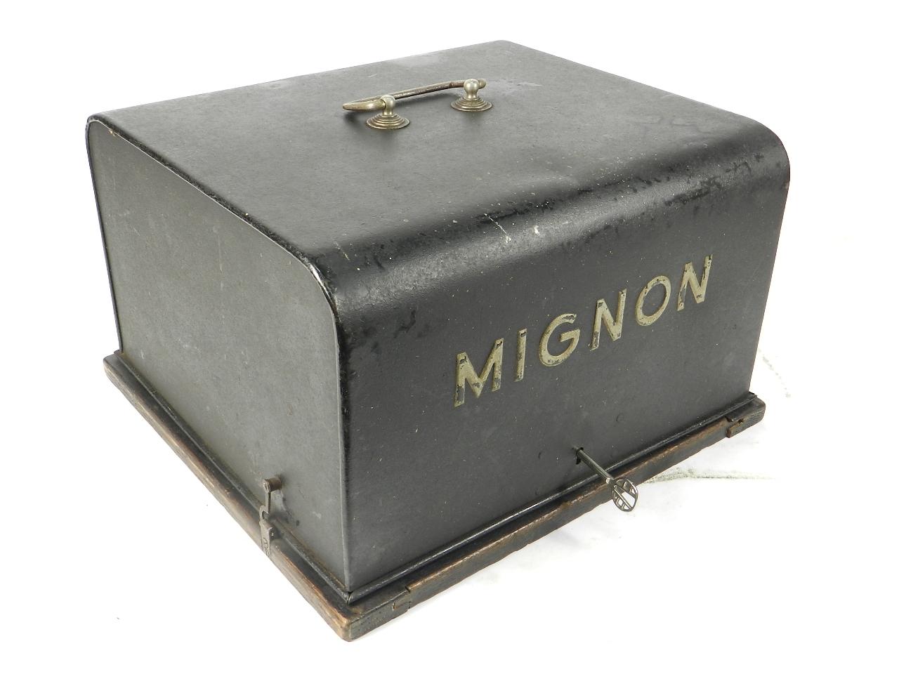 Imagen MIGNON Nº3 AÑO 1915 40351