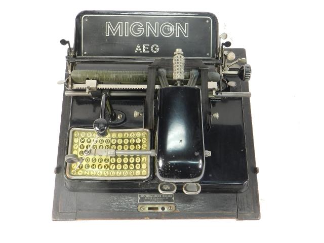 MIGNON Nº3 AÑO 1915