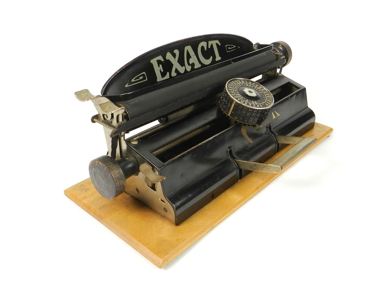 Imagen EXACT  AÑO 1931 40387