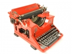 HISPANO OLIVETTI M40 COLOR ROJO