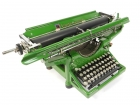 UNDERWOOD AÑO 1930 COLOR VERDE