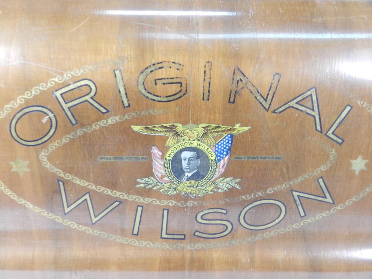Imagen ORIGINAL WILSON AÑO 1920 40498