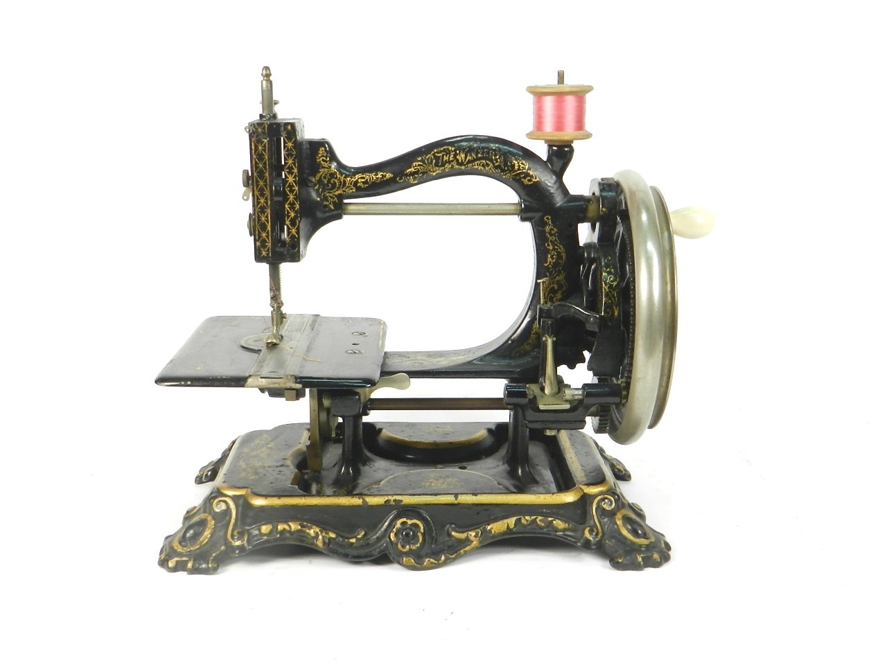 Imagen THE WANZER Mod.A  AÑO 1875 40630
