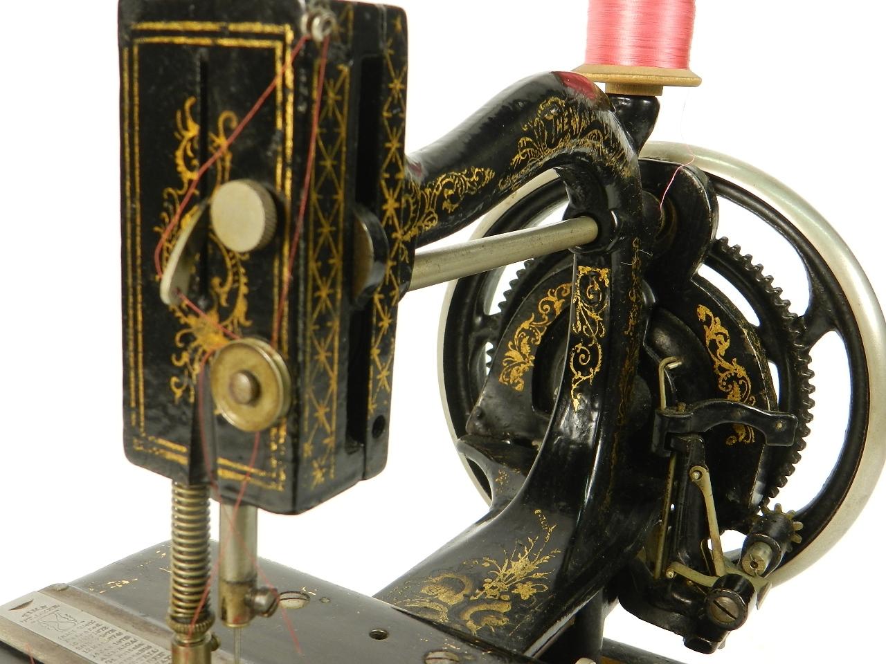 Imagen THE WANZER Mod.A  AÑO 1875 40624