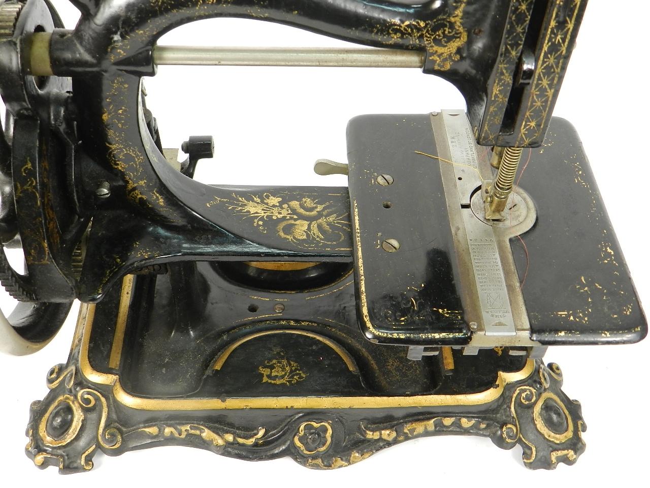 Imagen THE WANZER Mod.A  AÑO 1875 40628