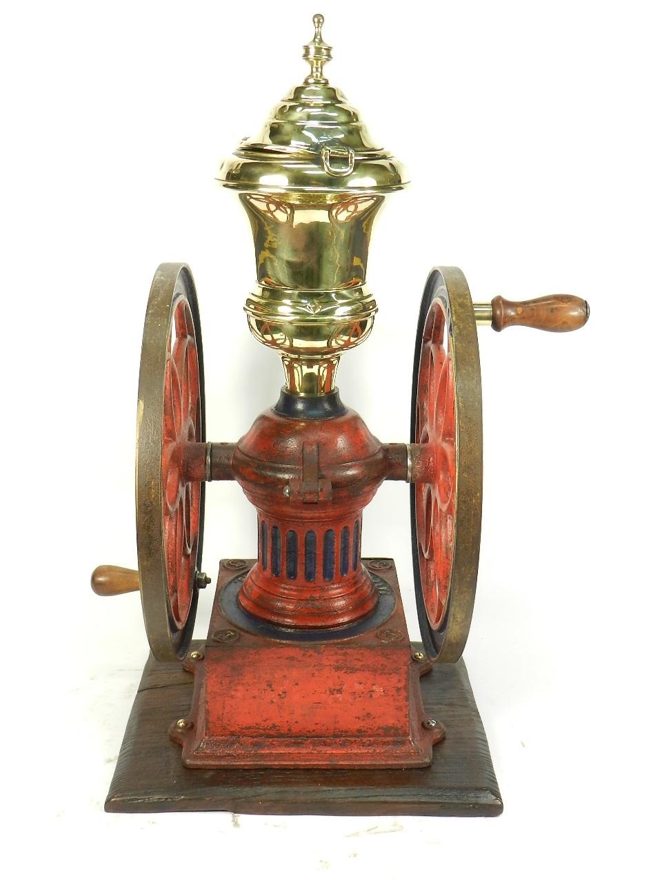 Imagen MOLINILLO CAFE J.M.B Nº3 AÑO 1890 41043