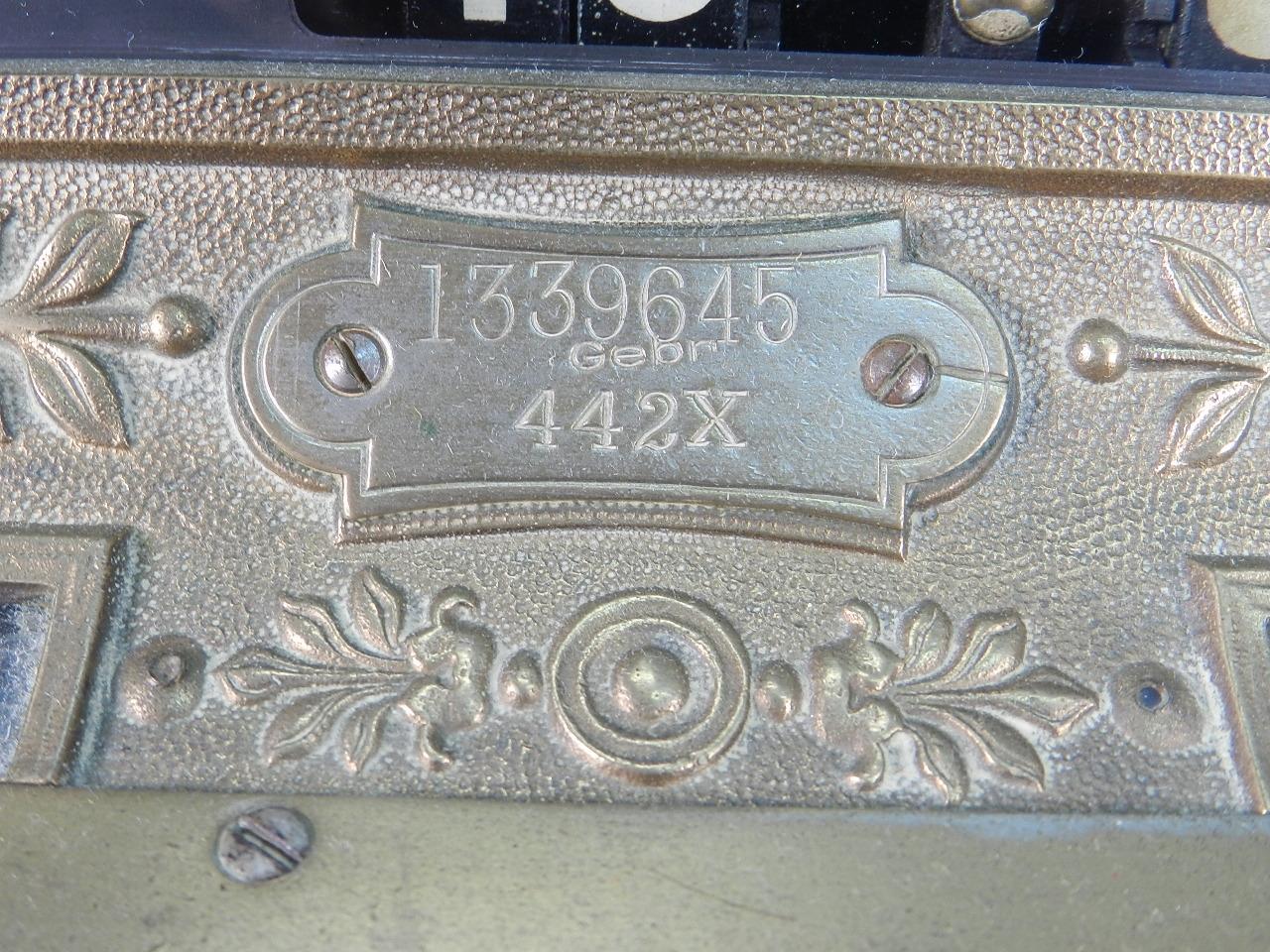 Imagen  NATIONAL Mod.442  AÑO 1915 41062