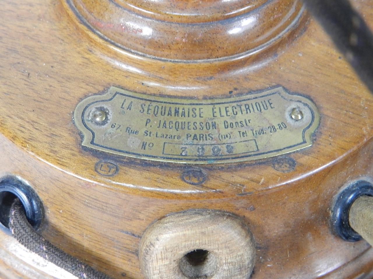 Imagen LA SEQUANISE P.JACQUESSON AÑO 1920 41221
