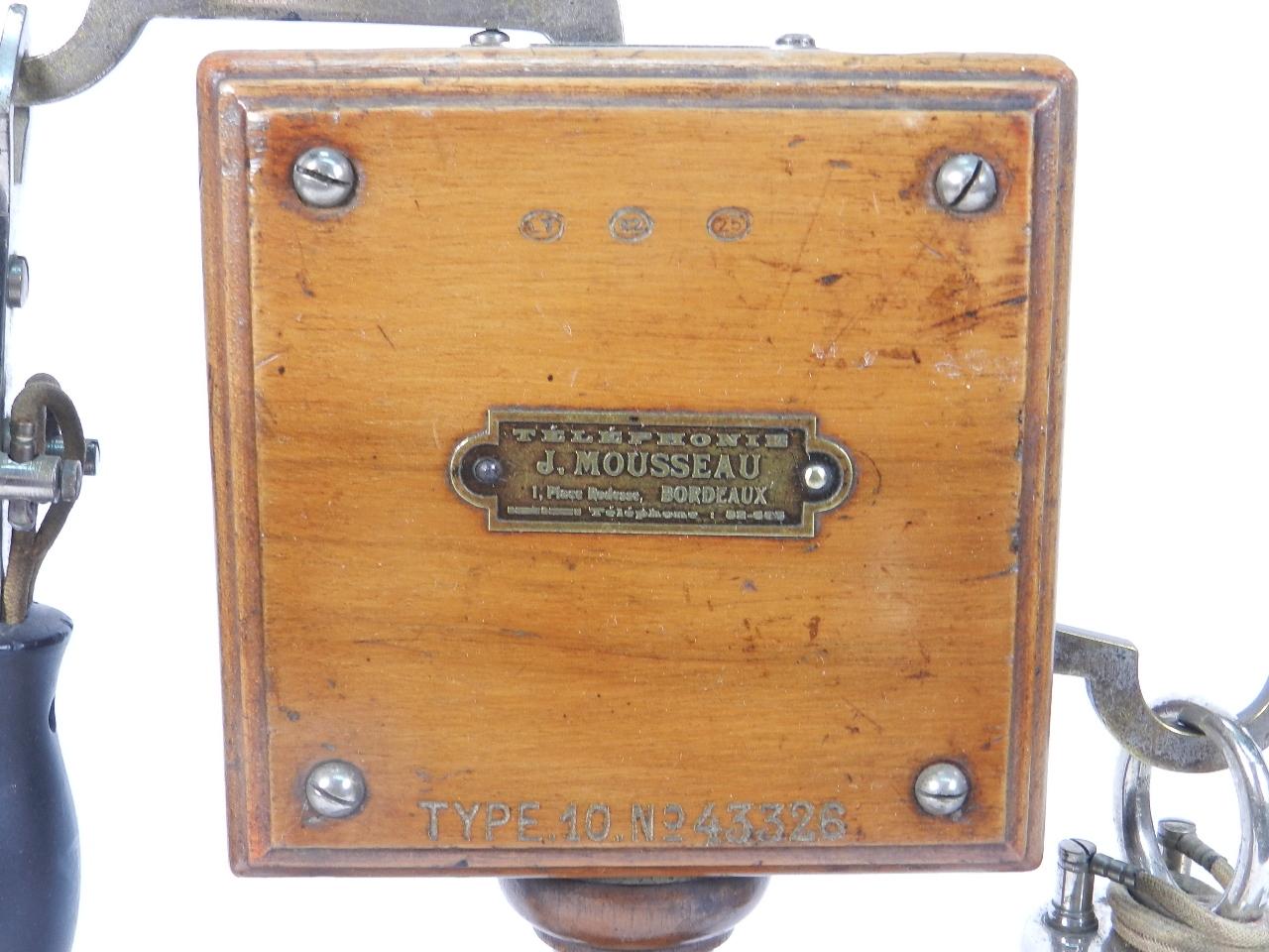 Imagen TELEFONO TYPE Nº10  AÑO 1915 41244