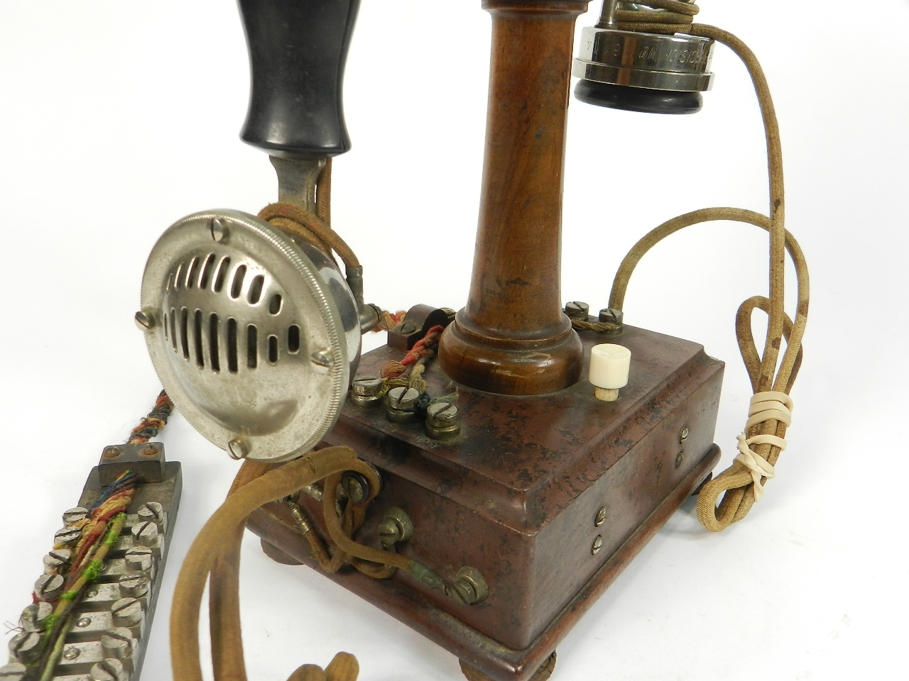 Imagen TELEFONO TYPE Nº10  AÑO 1915 41250