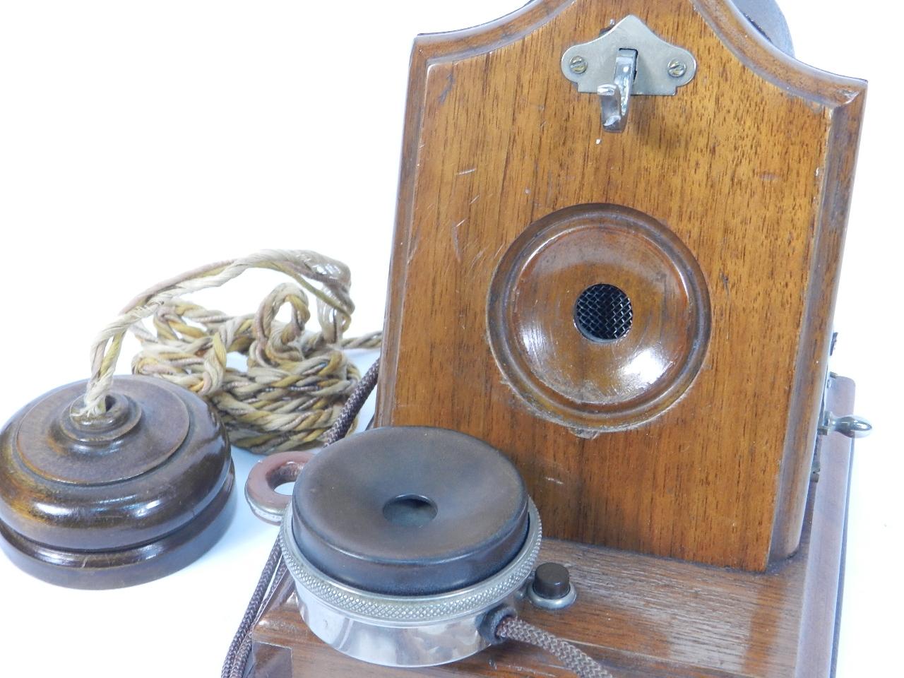 Imagen TELEFONO TIPO MILDE & FILL, AÑO 1910 41255