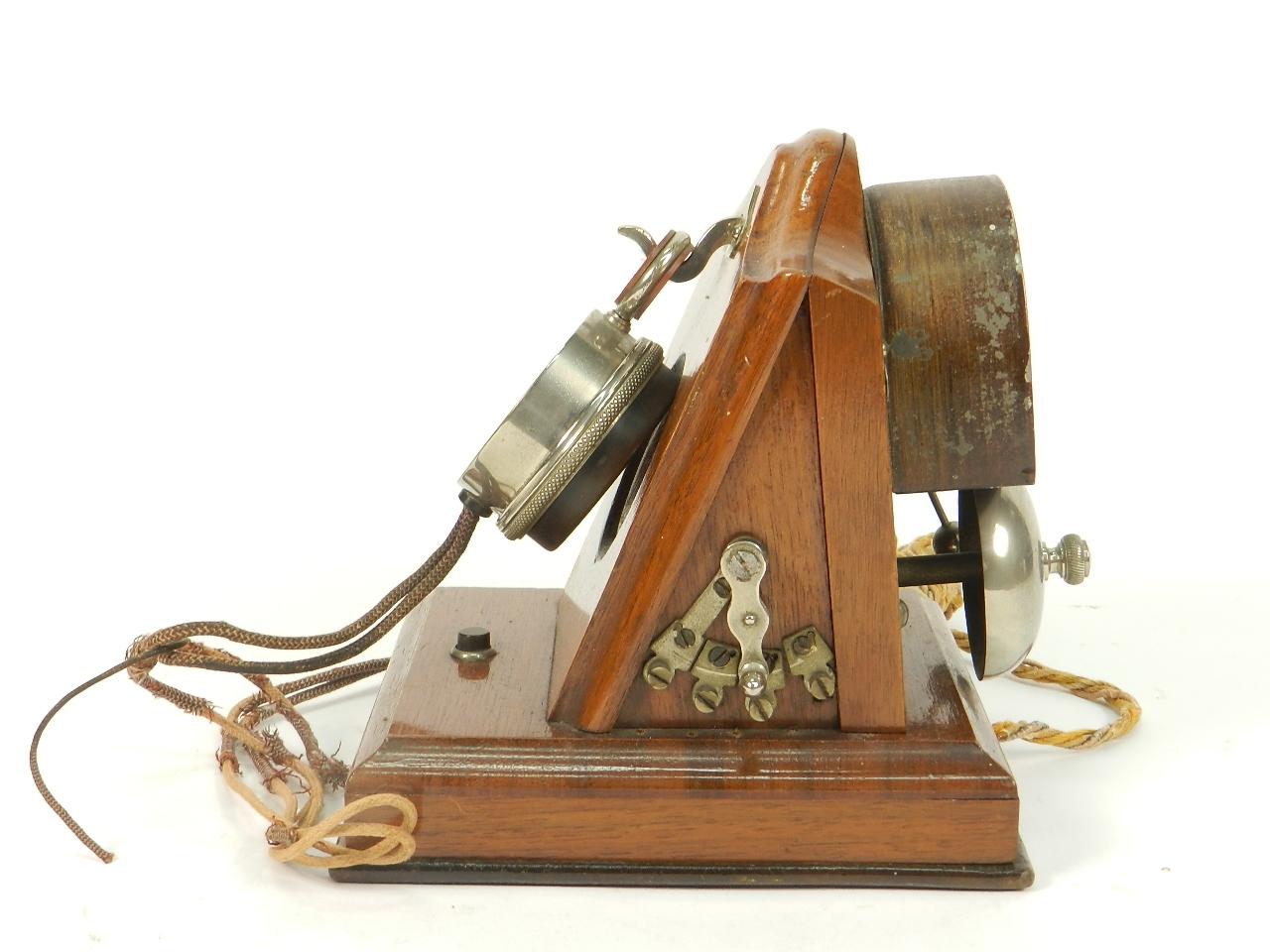 Imagen TELEFONO TIPO MILDE & FILL, AÑO 1910 41256