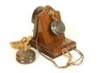 TELEFONO TIPO MILDE & FILL, AÑO 1910