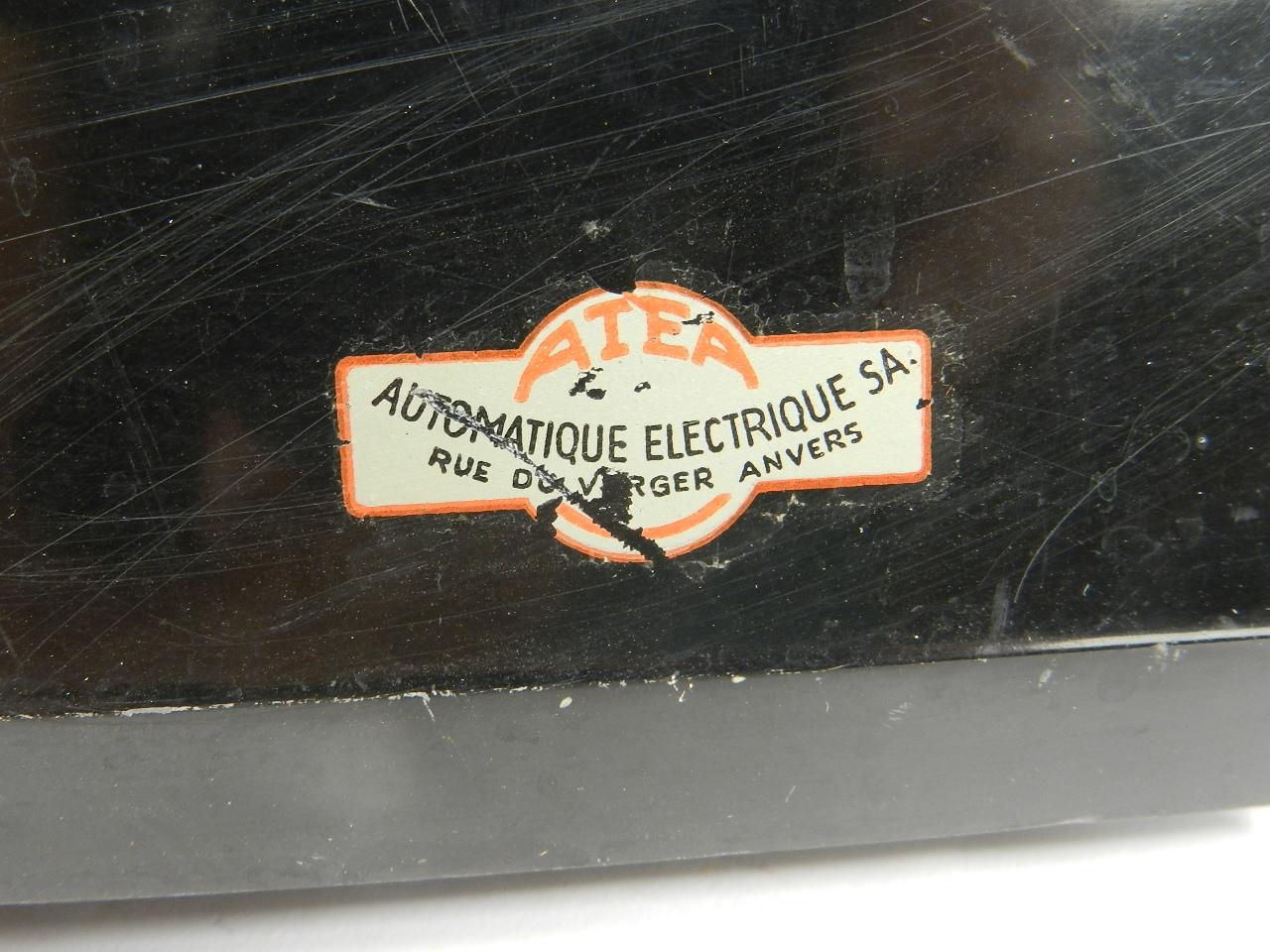 Imagen TELEFONO AIEA AÑO 1940, BELGICA 41417